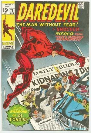 DAREDEVIL (1964 1ST SERIES) #75
