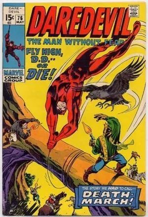 DAREDEVIL (1964 1ST SERIES) #76