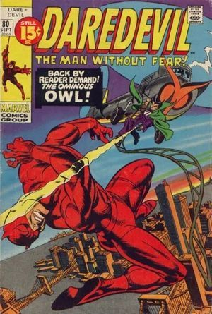 DAREDEVIL (1964 1ST SERIES) #80