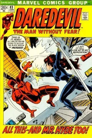 DAREDEVIL (1964 1ST SERIES) #83