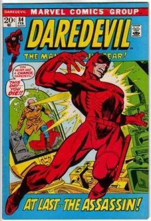 DAREDEVIL (1964 1ST SERIES) #84