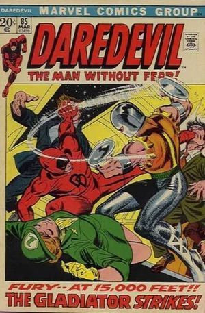 DAREDEVIL (1964 1ST SERIES) #85