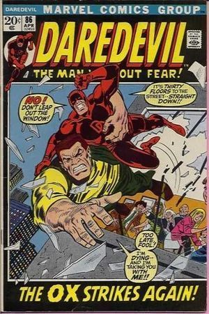 DAREDEVIL (1964 1ST SERIES) #86