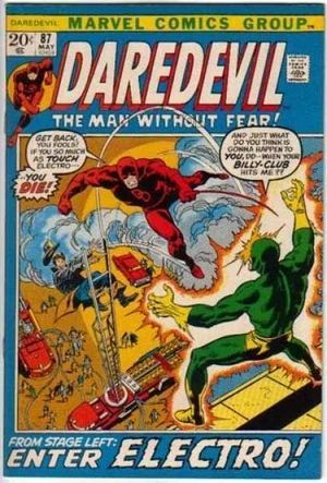 DAREDEVIL (1964 1ST SERIES) #87