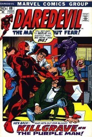 DAREDEVIL (1964 1ST SERIES) #88