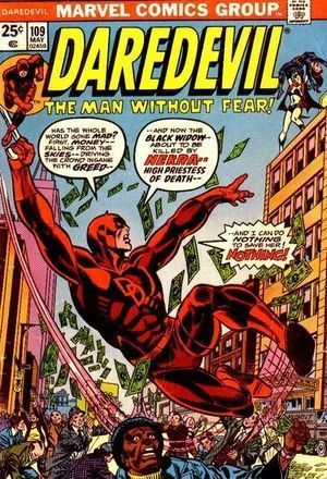 DAREDEVIL (1964 1ST SERIES) #109