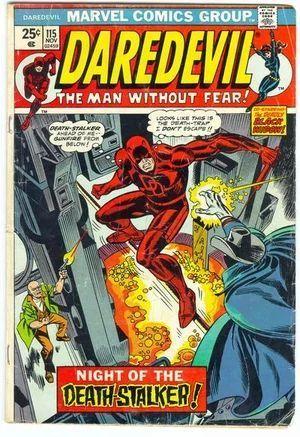 DAREDEVIL (1964 1ST SERIES) #115