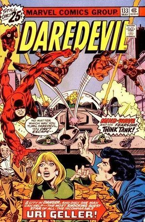 DAREDEVIL (1964 1ST SERIES) #133