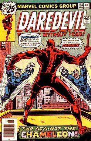 DAREDEVIL (1964 1ST SERIES) #134