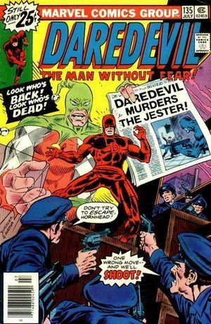 DAREDEVIL (1964 1ST SERIES) #135