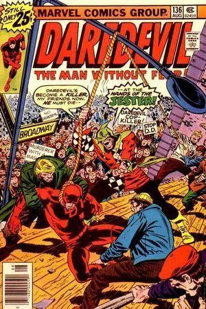 DAREDEVIL (1964 1ST SERIES) #136