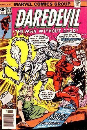 DAREDEVIL (1964 1ST SERIES) #138