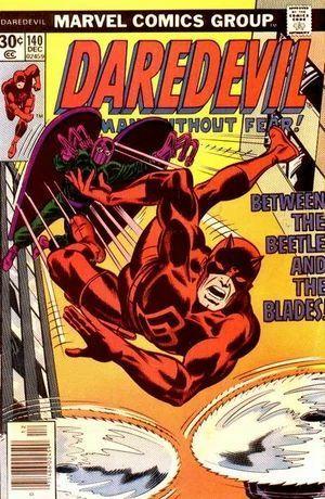 DAREDEVIL (1964 1ST SERIES) #140