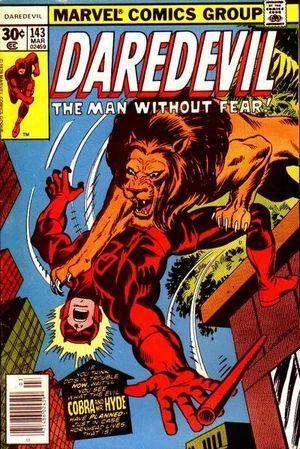 DAREDEVIL (1964 1ST SERIES) #143