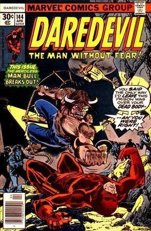 DAREDEVIL (1964 1ST SERIES) #144