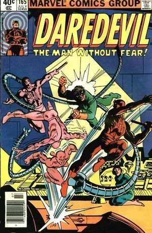 DAREDEVIL (1964 1ST SERIES) #165