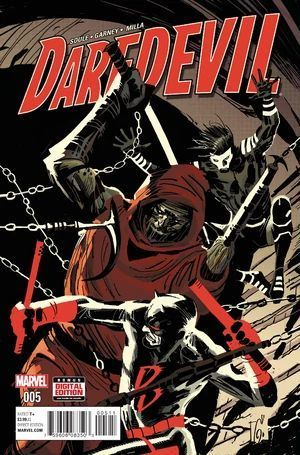 DAREDEVIL (2016 5TH SERIES) #5