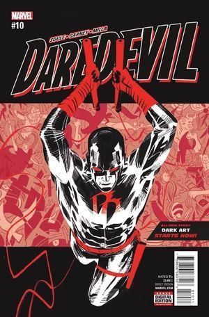 DAREDEVIL (2016 5TH SERIES) #10