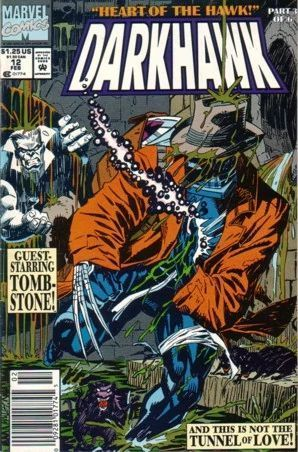 DARKHAWK (1991) #12