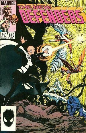 DEFENDERS (1972 1ST SERIES) #143