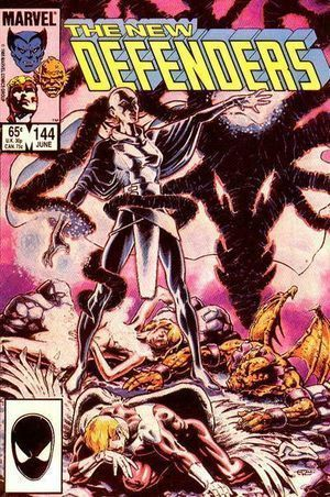 DEFENDERS (1972 1ST SERIES) #144