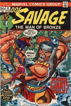 DOC SAVAGE (1972) #6