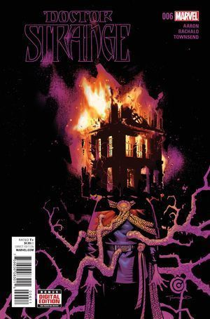 DOCTOR STRANGE (2015 5TH SERIES) #6