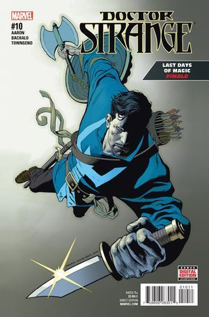 DOCTOR STRANGE (2015 5TH SERIES) #10