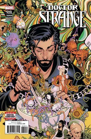 DOCTOR STRANGE (2015 5TH SERIES) #20