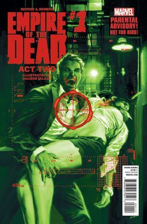 EMPIRE OF THE DEAD ACT TWO (2014)
