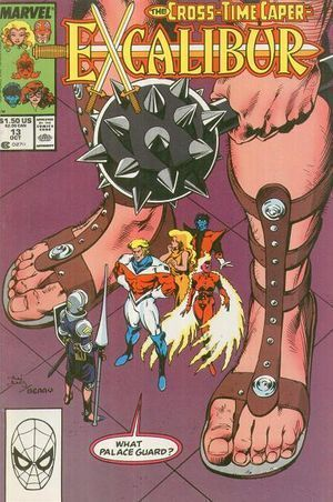 EXCALIBUR (1988 1ST SERIES) #13
