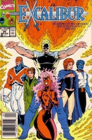 EXCALIBUR (1988 1ST SERIES) #26