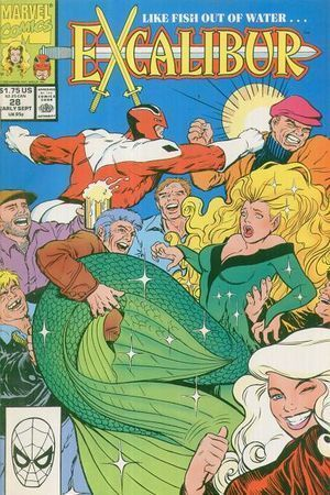 EXCALIBUR (1988 1ST SERIES) #28