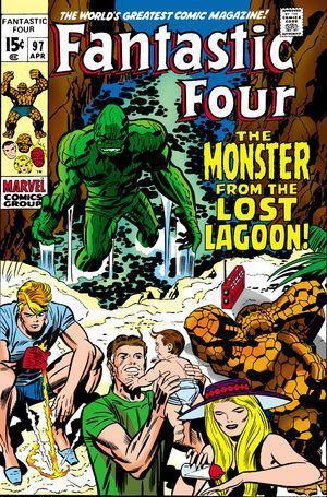 FANTASTIC FOUR (1961 1ST SERIES) #97
