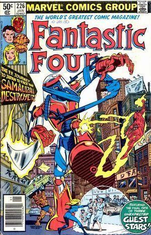 FANTASTIC FOUR (1961 1ST SERIES) #226