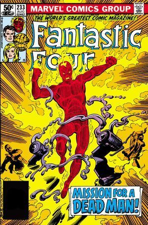 FANTASTIC FOUR (1961 1ST SERIES) #233
