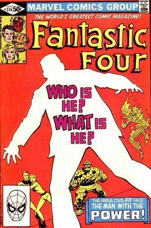 FANTASTIC FOUR (1961 1ST SERIES) #234