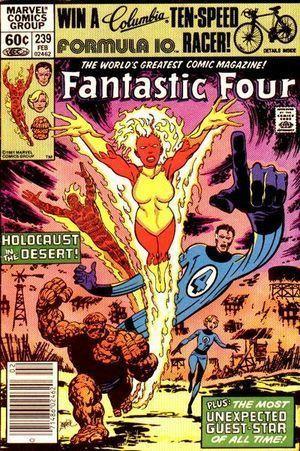 FANTASTIC FOUR (1961 1ST SERIES) #239