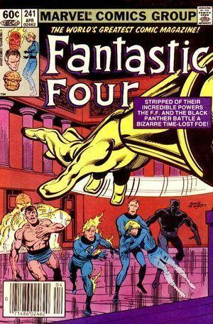 FANTASTIC FOUR (1961 1ST SERIES) #241