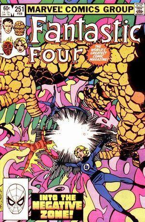 FANTASTIC FOUR (1961 1ST SERIES) #251