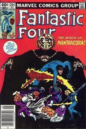 FANTASTIC FOUR (1961 1ST SERIES) #254