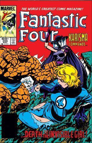 FANTASTIC FOUR (1961 1ST SERIES) #266