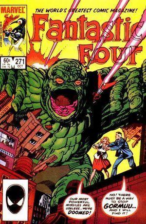 FANTASTIC FOUR (1961 1ST SERIES) #271