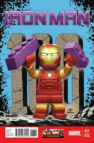 IRON MAN (2012 5TH SERIES)