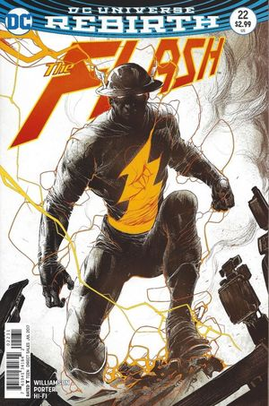 FLASH (2016 5TH SERIES) #22B
