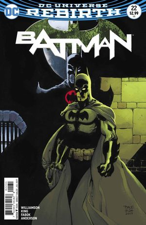 BATMAN (2016 3RD SERIES) #22B