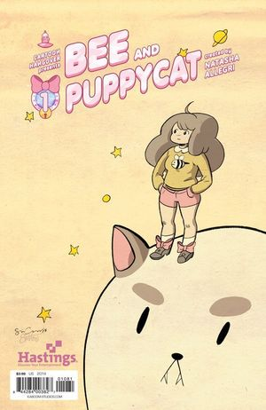 BEE AND PUPPYCAT (2014)