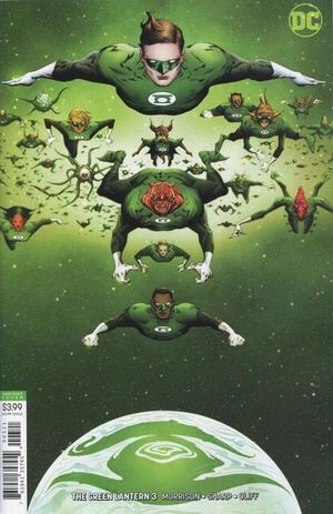 GREEN LANTERN (2018 5TH SERIES) #3B