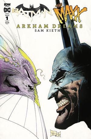 BATMAN THE MAXX (2018) #1