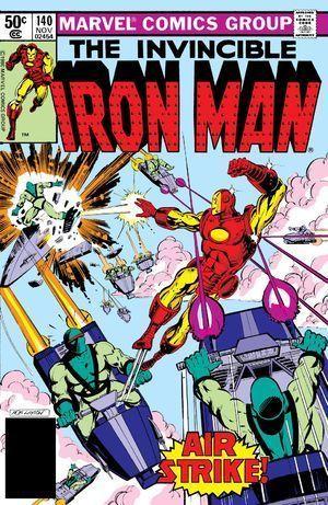 IRON MAN (1968 1ST SERIES) #140